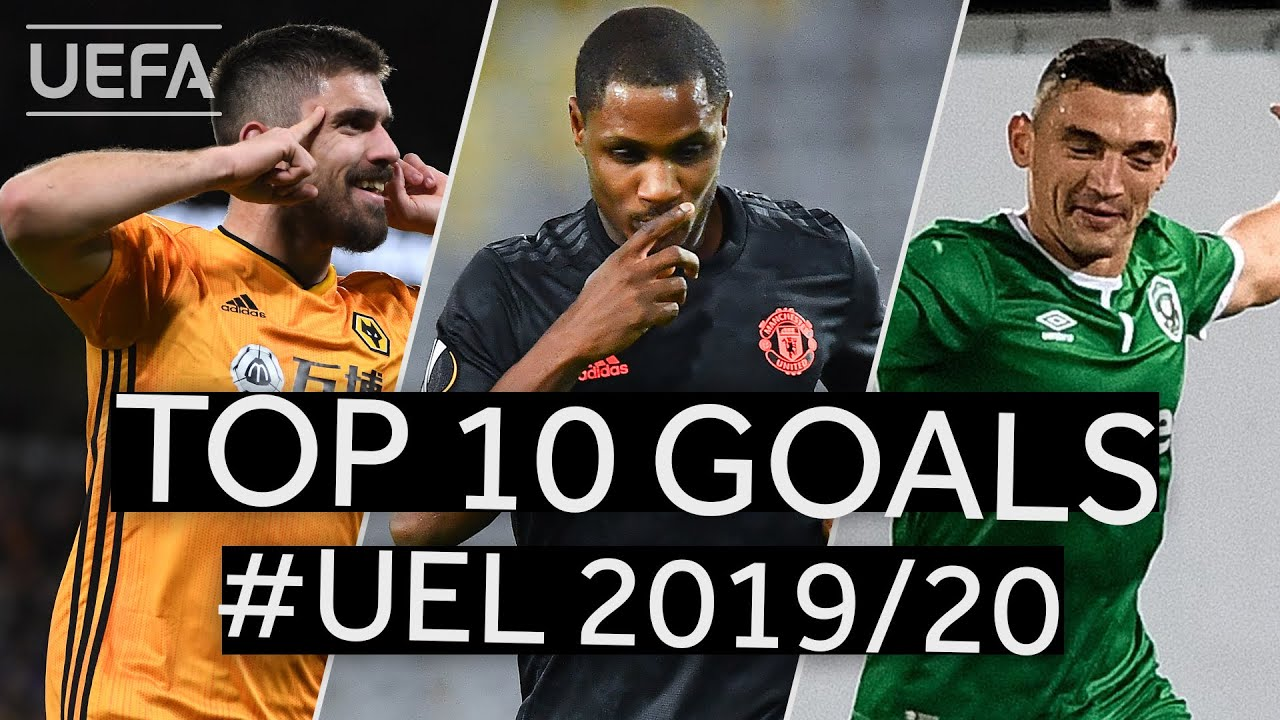 KEŞERÜ, NEVES, IGHALO: #UEL 2019/20 Top Ten GOALS