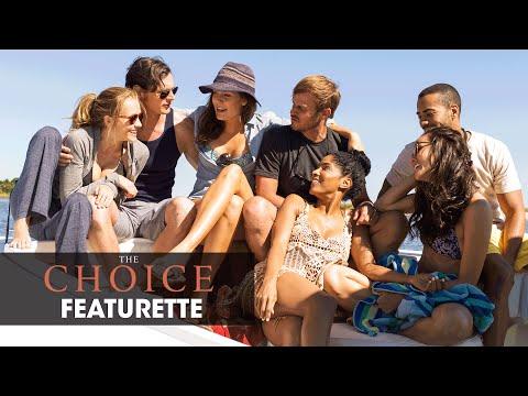 "The Choice (2016 Movie - Nicholas Sparks) Official Featurette – ""Life On Set"""