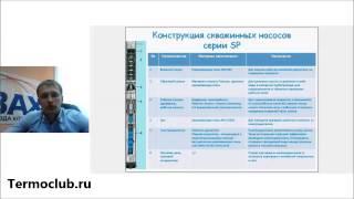 видео Винтовой насос: принцип работы и область применения