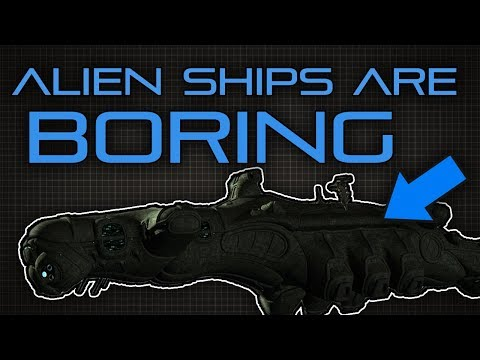 Why Are Alien Ships Always So Boring?