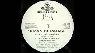SUSAN DE PALMA - I LIKE YOUR BUDDY (EARGASM MIX)  1990