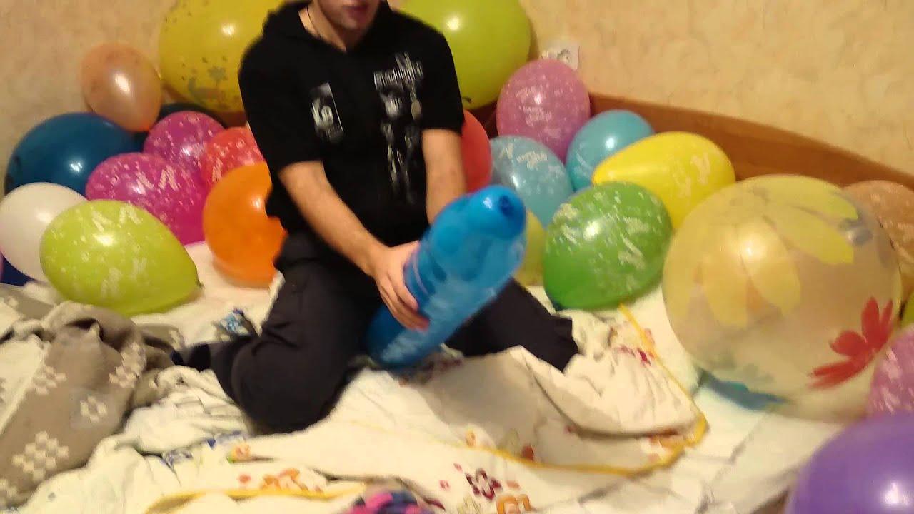 Sit Pop Balloon: I Try To Sit Pop Balloon...
