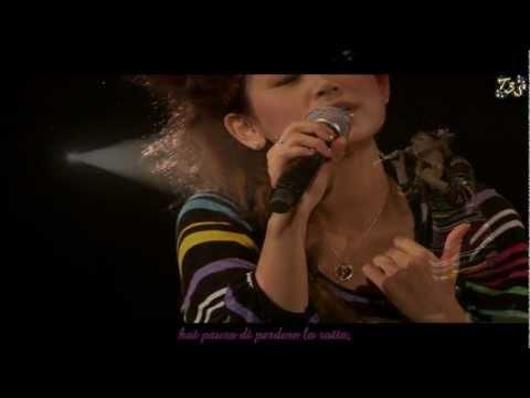 [Live] Ayaka - Te Wo Tsunagou (Sub ITA).avi