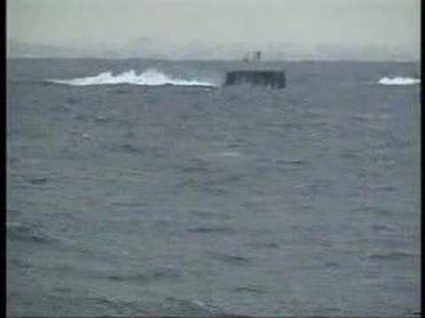 Largest Submarine in the World - Typhoon