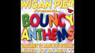 Wigan Pier Bouncy Anthems  Disc 2