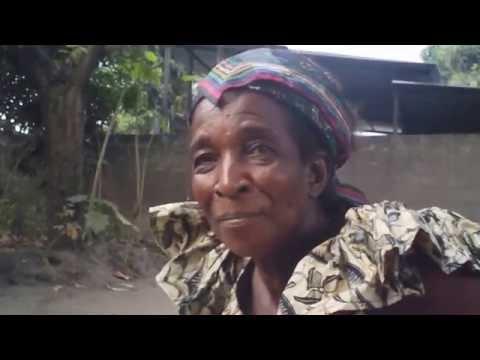 Papa Jean Tampwhuo-Sahum forever!!! M'Emily Sanzay Ngaye in Kinshasa, DR Congo