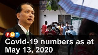 Health director-general Dr Noor Hisham Abdullah announces the latest statistics on the Covid-19 outbreak in Malaysia. Read More: ...