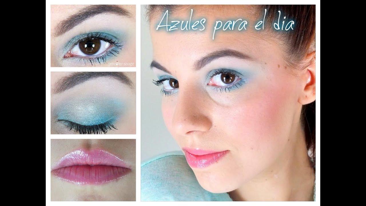 Contemporáneo Maquillaje De Fiesta Para Los Ojos Marrones Y Vestido ...