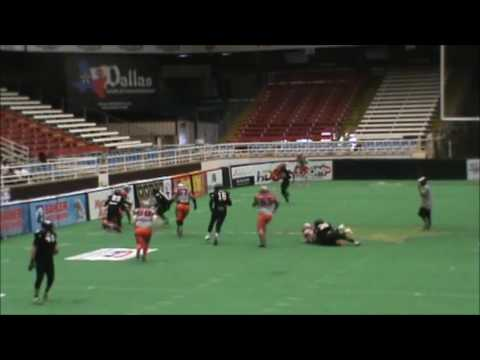 Jamie Payton 2016 MIFL Highlights