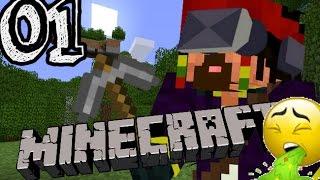 Minecraft: Виртуална Реалност: #ЛОШОМИЕ #1