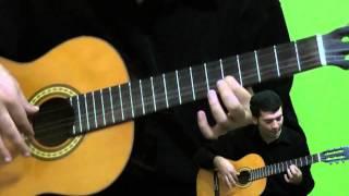 видео урок по настройке гитары самый простой