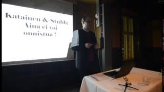 Suomi-laiva tuuliajolla 1/5: Simo Grönroos - Suomi-laiva tuuliajolla (avaus)