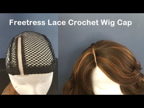 how to put on a wig without a wig cap