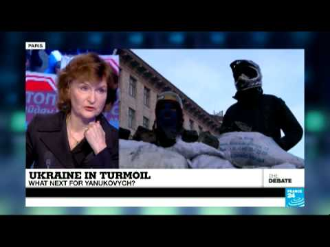 Ukraine in Turmoil : What Next for Yanukovich? (part 2) - #F24Debate