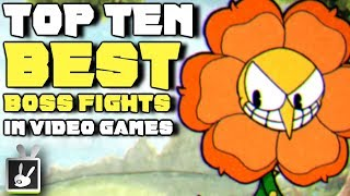 Top Ten Best Boss Fights in Video Games - rabbidluigi