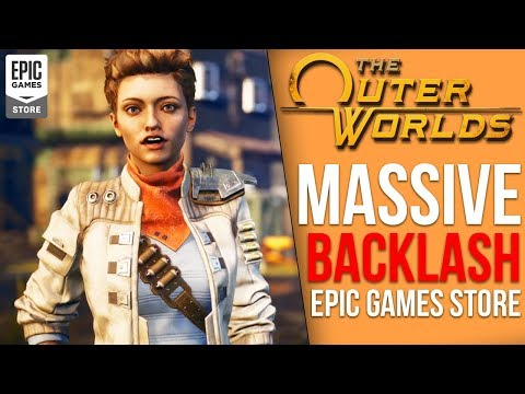 The Outer Worlds is an Epic Games Store Exclusive - Fans are Very Angry