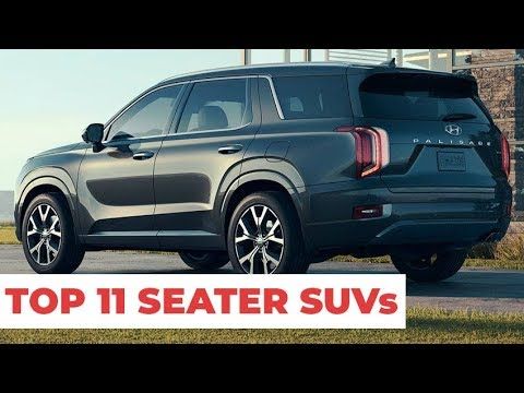 11 Big And Spacious 8 Seater Suvs In 2019 All Time Best Youtube