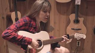ONE OK ROCK - Wherever You Are  by Quynh Anh (Acoustic Cover)