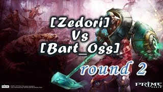 [Zedori] Vs [Bart_Oss] Турнир: Otaman Cup #ReLoad Prime World