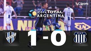 Almagro 1 - 0 Talleres (Cba) | 8vos de Final | Copa Argentina 2019