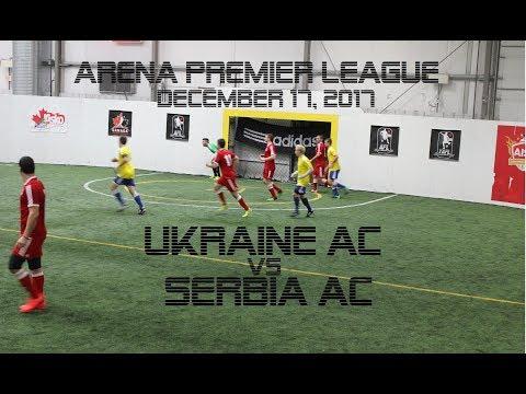 UKRAINE AC vs SERBIA A.