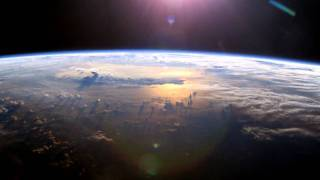 Universal Sound Vibration: Astral meditation music with HD pictures from the space
