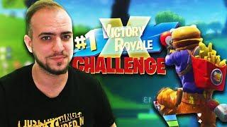 ΟΧΙ VICTORY ROYALE CHALLENGE!