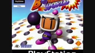 Bomberman World - Area 1 - Planet Forest (Snakebomber)