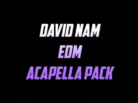 edm acapellas pack