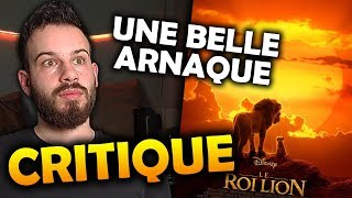 LE ROI LION - CRITIQUE (+ Test BENQ W2700)
