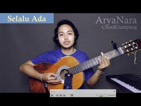Chord Gampang (Selalu Ada - Blackout) by Arya Nara (Tutorial)