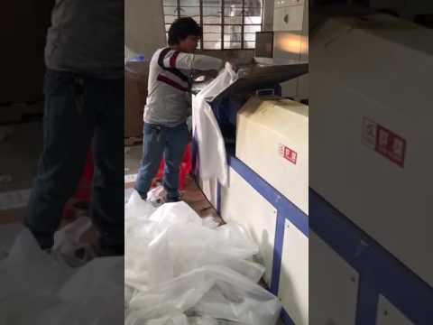 Видео как делают рис из пластика