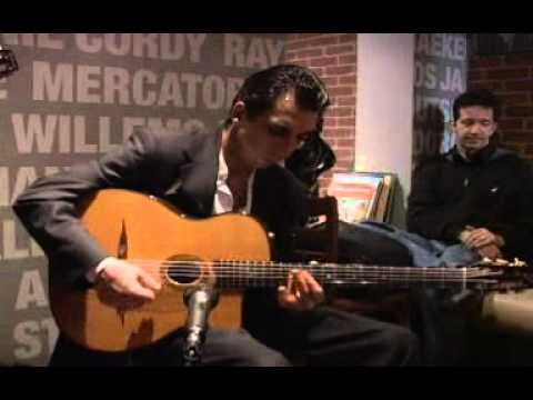 Angelo Debarre Jam at Djangofest Los Angeles