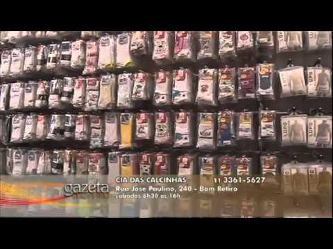 75e775d22 Companhia das Calcinhas na Gazeta Shopping - YouTube