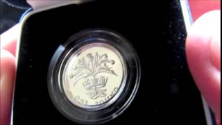 Royal Mint silver proof coins