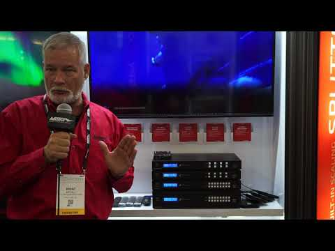 Metra Home Theater Composite Video HDMI Converter CS-AVHDM