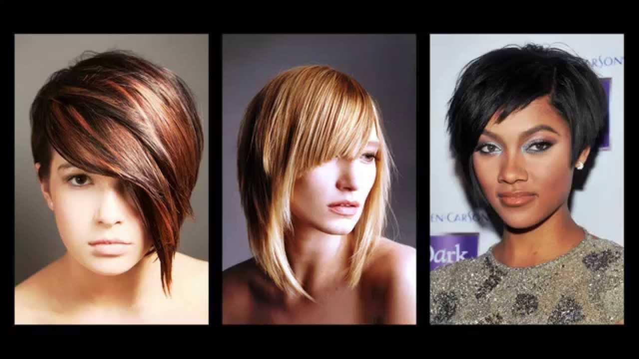 Nuovi tagli di capelli con frangia
