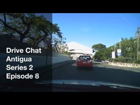 Antigua Drive Chat : Series Two Episode Eight