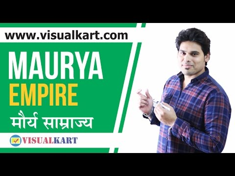 Maurya Empire (Maurya Samrajya) Ancient Indian History Part 1 | UPSC | CGPSC