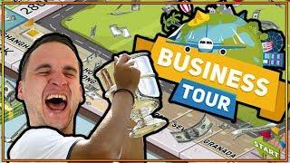 WIELKIE MISTRZOSTWA W DEBLU! || BUSINESS TOUR || (z: Bladii, Plaga, Diabeuu)