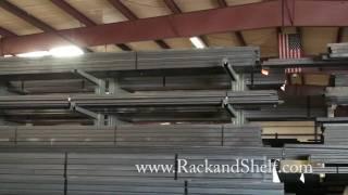 Cantilever Racks 800-763-9020