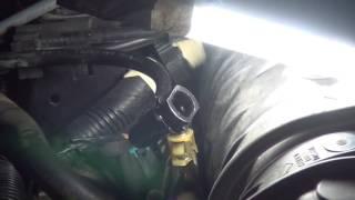 How To Fix A Fuel Line.