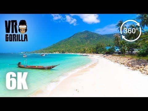 Thai Islands: A Guided Tour (6K 360 VR Video)