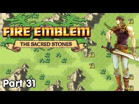Slim Plays Fire Emblem: The Sacred Stones - #31. Canyon Clean-out