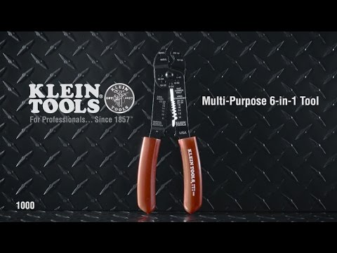Multi-Purpose 6-in-1 Tool