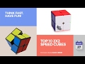 default - D-FantiX Cyclone Boys 2x2 Speed Cube Stickerless Magic Cube Puzzles Toys 50mm