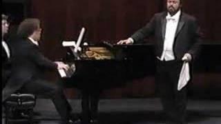 Pavarotti- Ottorino Respighi-Nebbie