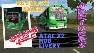 Bus Simulator Indonesia Bus Mod Download