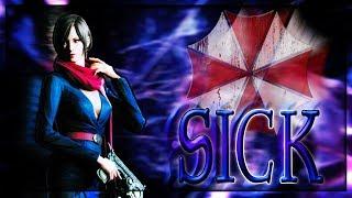 ► Carla Radames ϟ Resident Evil  ๖ۣۜ  Sick ๖ۣۜ