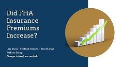 Did Trump Increase FHA Mortgage Insurance Premiums?